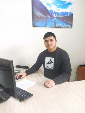 фото Балгабаев Данияр